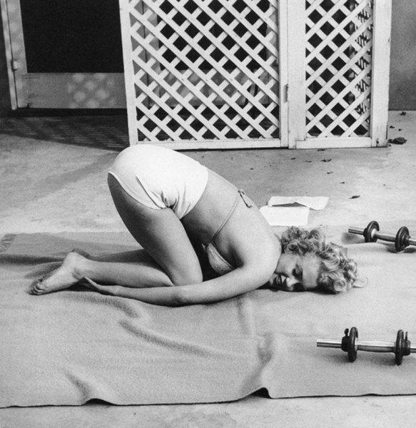 marilyn-monroe-workout